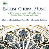 English Choral Music / Robinson, Choir of St. John's College