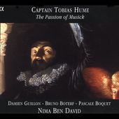 Hume: The Passion of Musick / Nima Ben David, et al