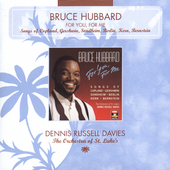 For You, For Me - Songs of Copland, etc / Bruce Hubbard