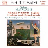 Mayuzumi: Bugaku, Mandala Symphony / Yuasa, New Zealand SO
