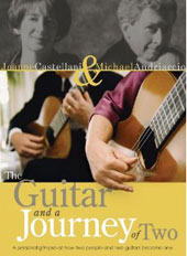 The Guitar and a Journey of Two / Joanne Castellani & Michael Andriaccio [DVD]