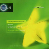 Dvorak. Symphony No.8. London Symphony Orchestra, Sir Colin
