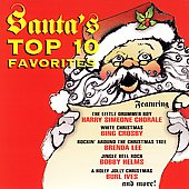 Various Artists: Santa's Top 10 Favorites