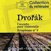 Dvorak: Cello Concerto, Symphony No.8