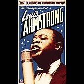Louis Armstrong: Wonderful World of Louis Armstrong [Box]