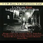 Various Artists: La Vie en Rose, La Vie en Blanc et Noir