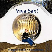 Viva Sax! - Australian Music for Saxophone / Margery Smith