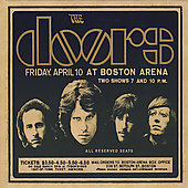 The Doors: Live In Boston 1970 [Blister]
