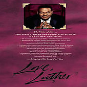 Luther Vandross: Love, Luther [Tri-Fold Book Version]