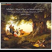 Schubert: Mass no 6 in B flat major / Corboz, Fournier, Cohen, Karasiak, Sister, et al