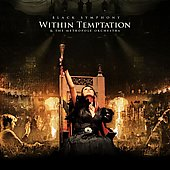 Metropole Orchestra/Within Temptation: Black Symphony [2 CD]