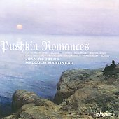 Puskin Romances / Joan Rodgers, Malcolm Martineau