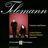 Telemann: Canons and Duos
