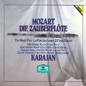 Mozart: Die Zauberfl&#246;te / Karajan, Mathis, Ott, Perry, et al