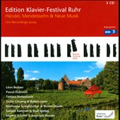 Edition Klaiver-Festival Ruhr: Handel, Mendelssohn & Neue Music 2009