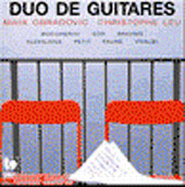 Duo de Guitares - Boccherini, Sor, et al / Obradovic, Leu