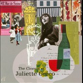 The Cinema of Juliette Greco