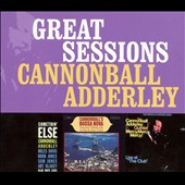 Cannonball Adderley: Blue Notes Great Sessions