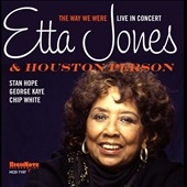 Etta Jones/Houston Person: The Way We Were