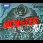 Various Artists: Monster Music! [Box]