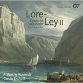 Lore-Ley II: German Folksongs for women's choir