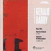 G. Barry: Works / Kawai, Ni Mheadhra, Nua N&oacute;s