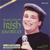 Karaoke: Karaoke: Irish Favorites [Traditions Alive]