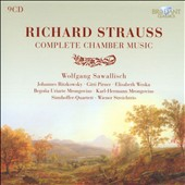 Richard Strauss: Complete Chamber Music / Sawallisch, Ritzkowsky, Pirner