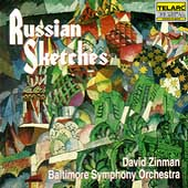 Russian Sketches / Zinman, Baltimore Symphony Orchestra