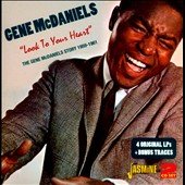 Gene McDaniels: Look to Your Heart: The Gene McDaniels Story 1959-1961 *