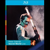 Peter Gabriel: Secret World [Blu-Ray]