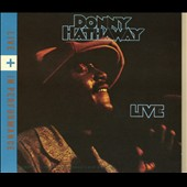 Donny Hathaway: Live/In Performance [Digipak]