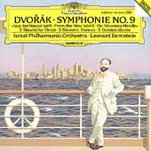 Dvorak: Symphony no 9, etc / Bernstein, Israel PO