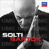 Georg Solti conducts Bela Bartok [7 CDs]