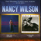 Nancy Wilson: Keep You Satisfied/Forbidden Lover