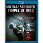 Michael Schenker: Temple of Rock: Live in Europe [Video]