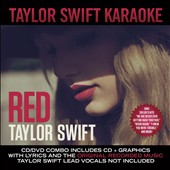 Karaoke: Red: Taylor Swift Karaoke [CD/DVD]