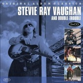 Stevie Ray Vaughan/Stevie Ray Vaughan & Double Trouble: Original Album Classics [Box]