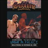 Sublime (Rock): 3 Ring Circus - The Bootleg Series: Live at the Palace [Digipak]