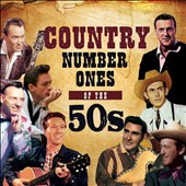 Various Artists: Country Number Ones of the 50s [Box]