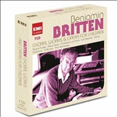 Britten: Choral Works & Operas for Children - Noye's Fludde; Missa brevis; A Ceremony of Carols; War Requiem; The Little Sweep [7 CDs]