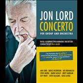 Jon Lord (Composer/Piano): Concerto for Group and Orchestra [Blu-Ray]