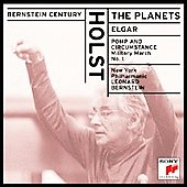 Bernstein Century - Holst: Planets;  Elgar: Military March