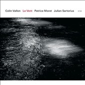 Colin Vallon/Colin Vallon Trio: Le Vent
