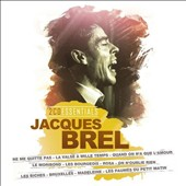 Jacques Brel: Essentials