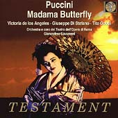 Puccini: Madama Butterfly / De los Angeles, Gobbi, et al