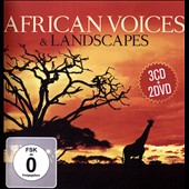 Various Artists: African Voices & Landscapes, Vol. 3 [CD/DVD]