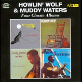 Howlin' Wolf/Muddy Waters: Four Classic Albums