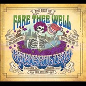 Grateful Dead: The  Best of Fare Thee Well: Celebrating 50 Years of Grateful Dead [Digipak]