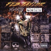 Fes Taylor: Insanity Genius [EP] [PA] *